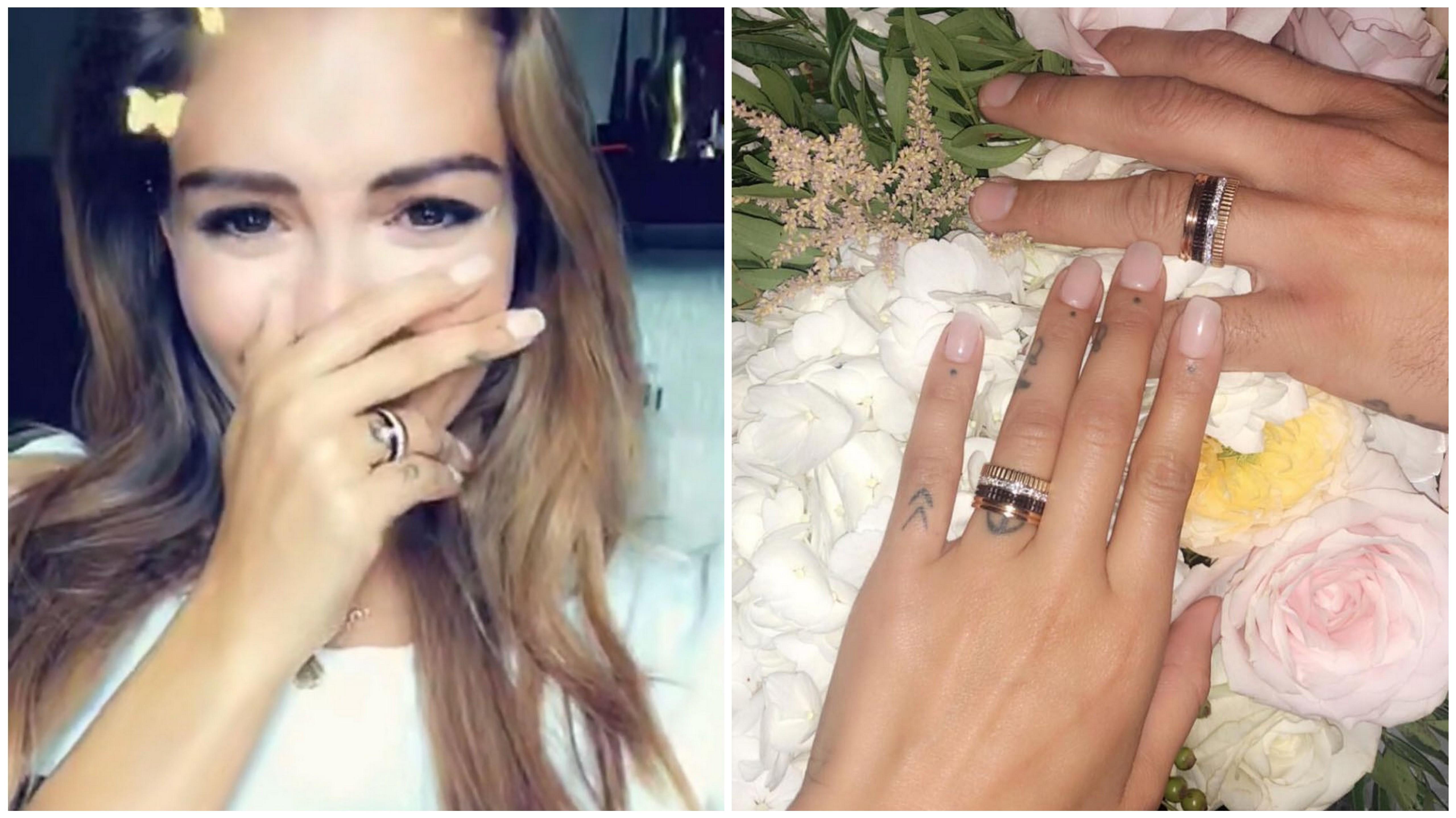 [VIDÉO] Nabilla Benattia va épouser Thomas Vergara