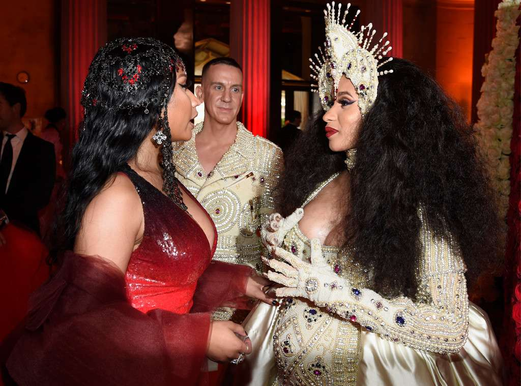 Vive altercation entre Nicki Minaj et Cardi B à New York