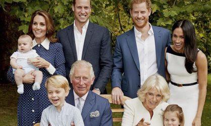 Prince George et Meghan Markle : la raison de leur fou rire sur la photo d'anniversaire du prince Charles, dévoilée !