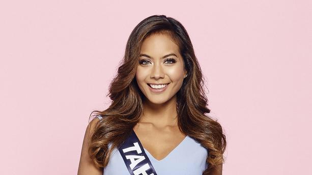 La favorite de Miss France 2019 revient de loin — Vaimalama Chaves