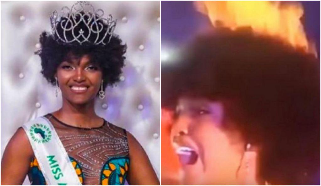 miss afrique 2018