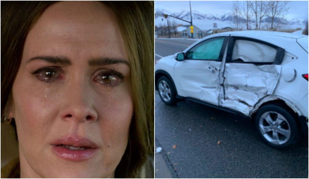 une adolescente provoque un accident de voiture en s 39 inspirant du film bird box. Black Bedroom Furniture Sets. Home Design Ideas