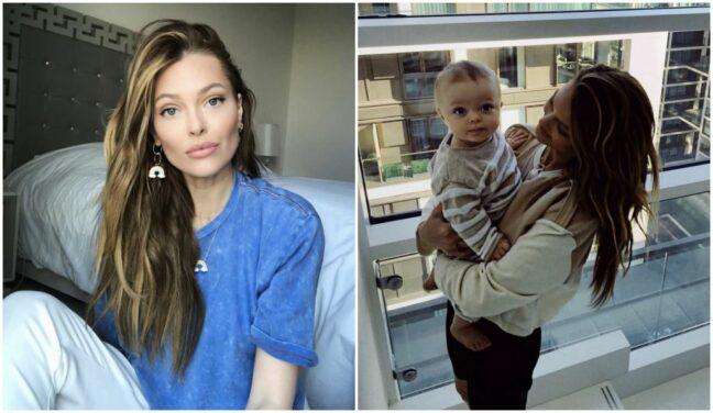 Caroline Receveur : accusée d'être une mauvaise mère, elle pousse un nouveau coup de gueule !