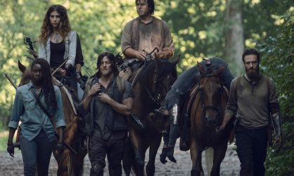 Mort d'un acteur de The Walking Dead
