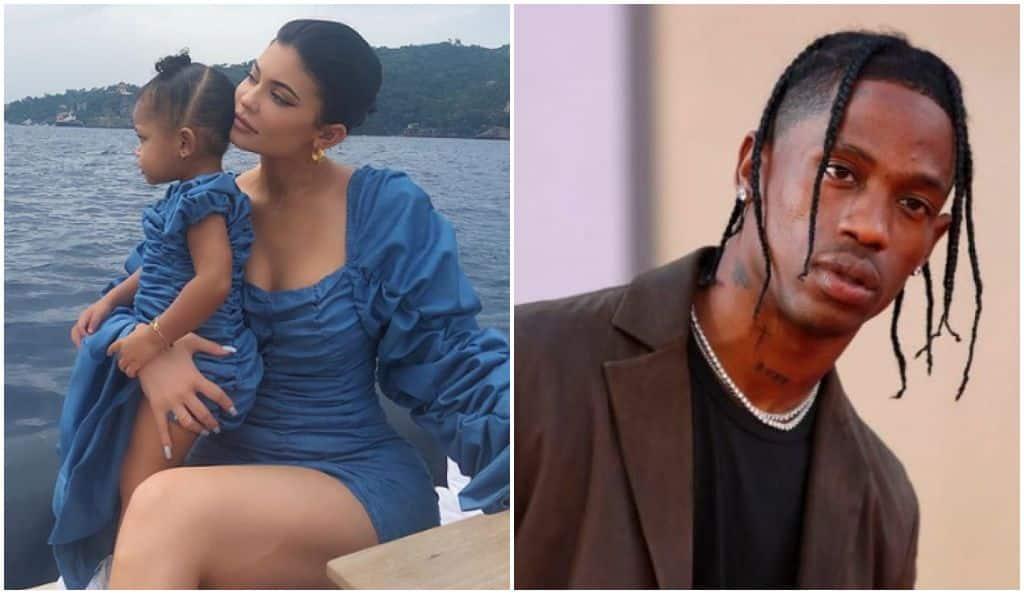Kylie Jenner confirme sa rupture avec Travis Scott, le père de sa fille Stormi