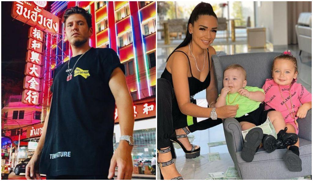 Seby Daddy se moque des comptes Instagram faits pour les bébés des candidats de télé-réalité