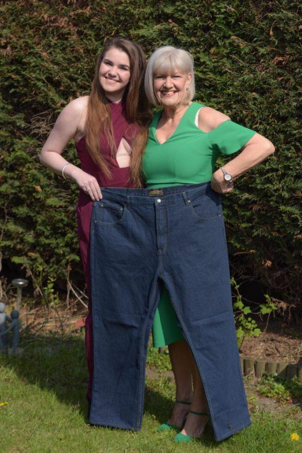 Elle perd 45 kilos pour ses 60 ans