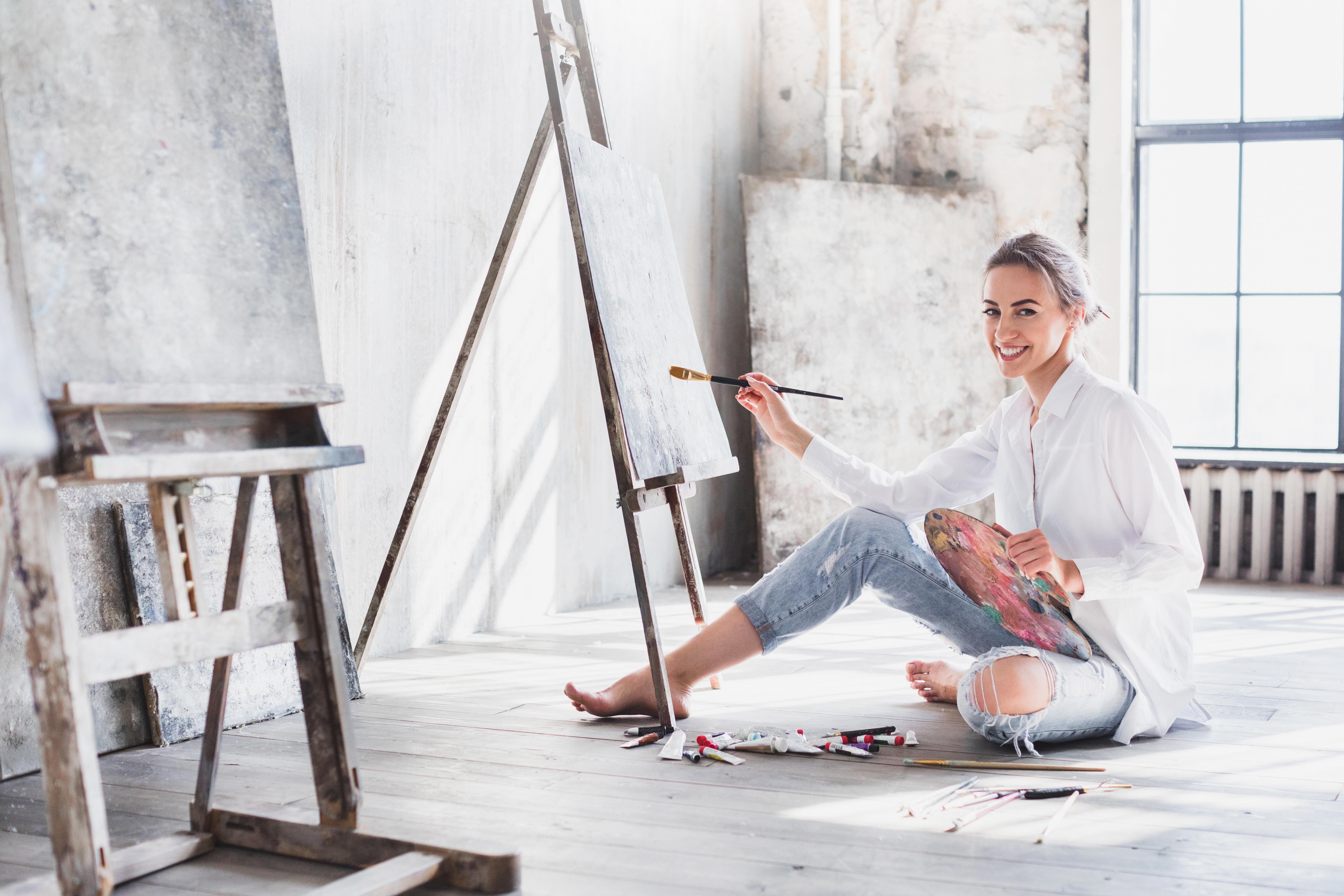 Les Cancer, Verseau et Poissons ont une âme d'artiste