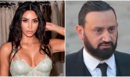 TPMP : Kim Kardashian adresse un message à Cyril Hanouna
