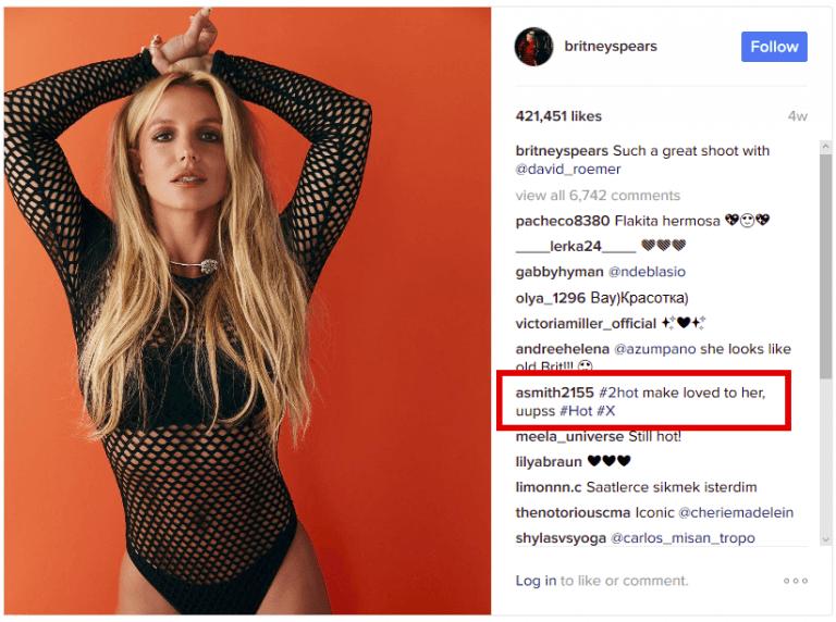 Britney Spears : le compte Instagram de la star sert de repaire caché pour des hackers russes