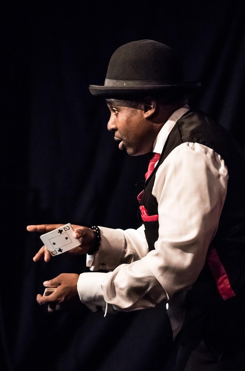 Un sacré magicien !