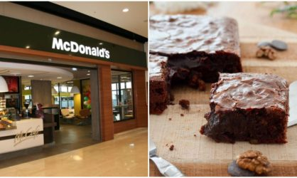 """O-Parinor : une femme porte plainte contre McDonald's après avoir mangé un brownie """"à la javel"""""""