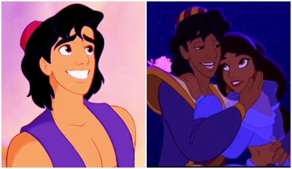 Aladdin : un acteur très célèbre a inspiré le visage du héros de Disney