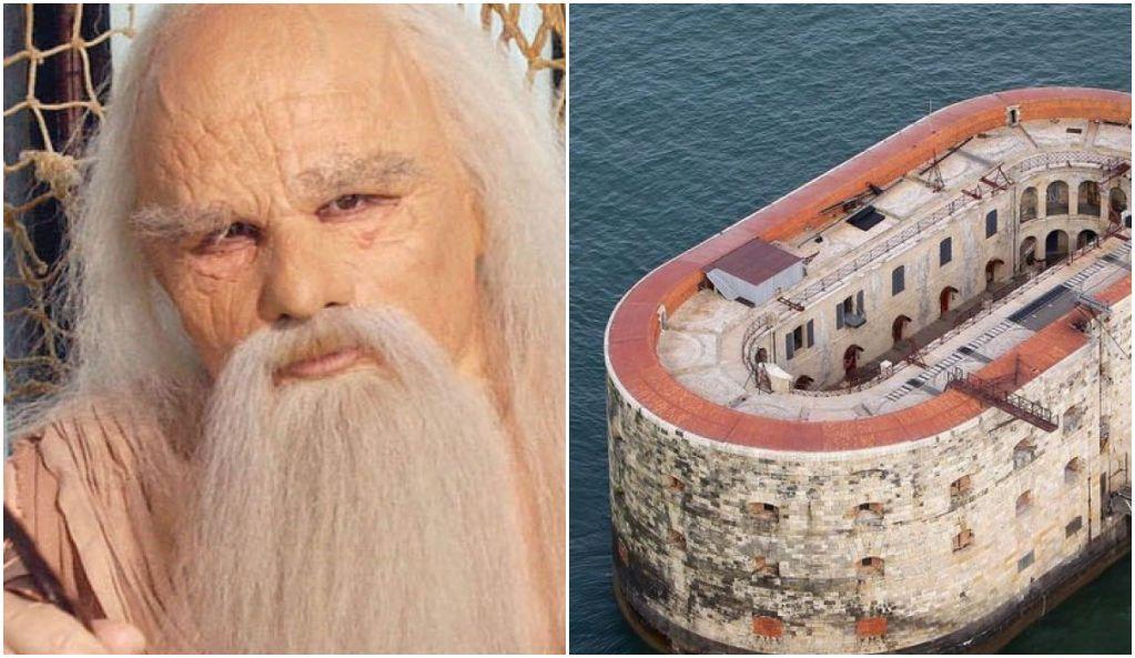Fort Boyard : l'anecdote du Père Fouras qui faisait du chantage à la production