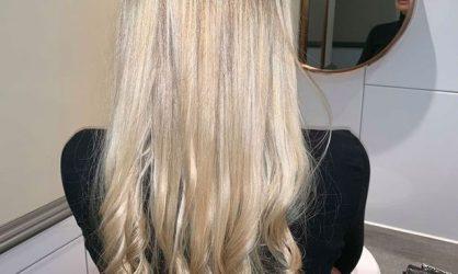 Des cheveux magnifiques !