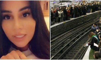 Milla Jasmine pousse un gros coup de gueule contre la grève nationale