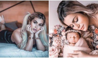 """Carla Moreau """"dégoûtée"""" : la jeune maman se dit """"épuisée"""" par sa fille Ruby"""