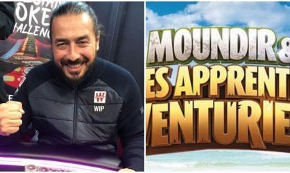 """Moundir annonce qu'il ne présentera plus le programme """"Moundir et les apprentis aventuriers"""""""