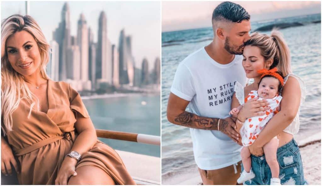 Carla Moreau : elle officialise son déménagement à l'étranger avec Kévin et sa fille Ruby