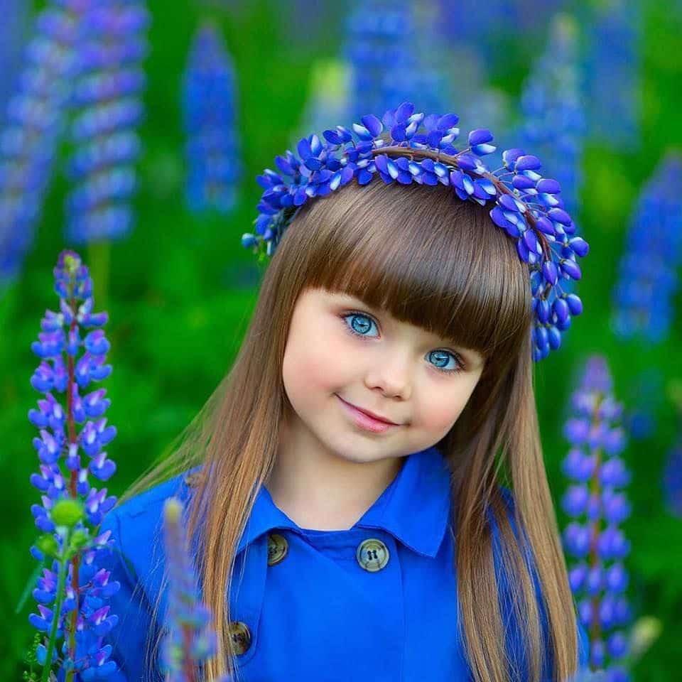 Anastasia Knyazeva la plus belle enfant du monde !