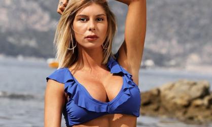 Sarah Lopez a subi une réduction mammaire : elle est étonnée du résultat