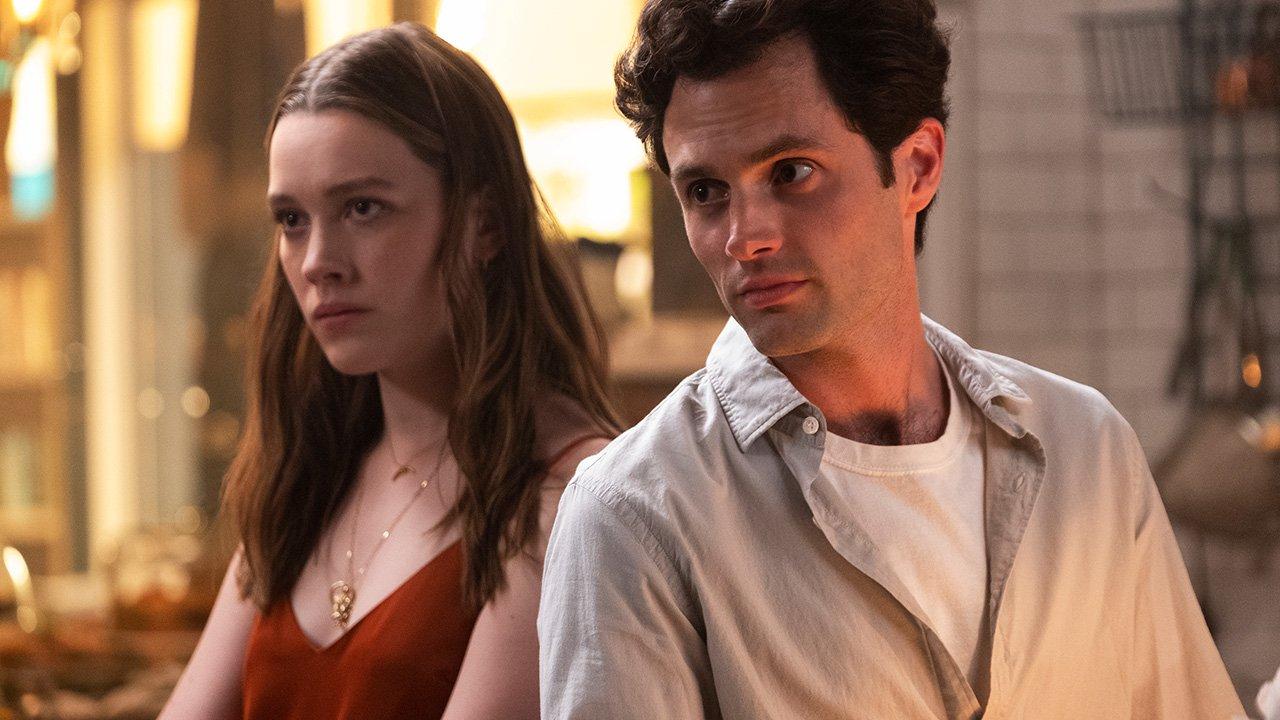 YOU : la saison 2 de Netflix a choisi une fin très différente du roman dont elle est adaptée