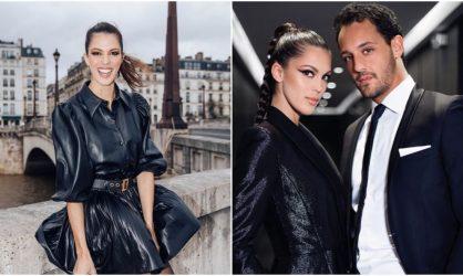Iris Mittenaere embarrassée par un commentaire coquin de son chéri Diego El Glaoui