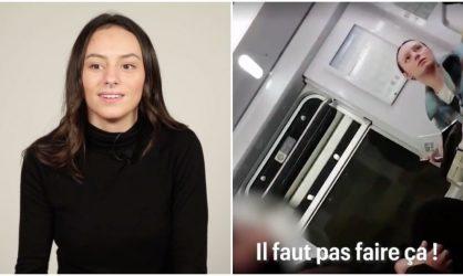 Sonia, 18 ans, l'héroïne qui a interpellé des pickpockets dans le RER B