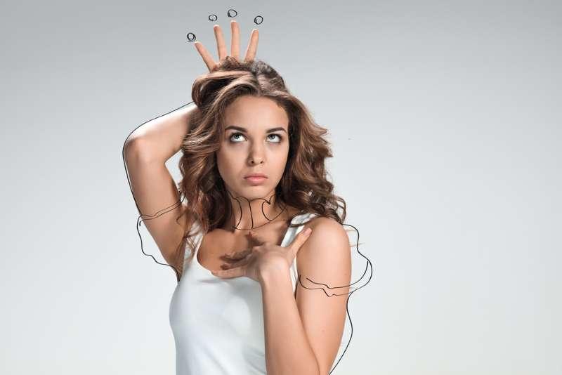 Le bélier fait partie des femmes du zodiaque les plus narcissiques