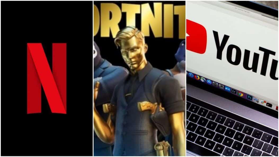 Internet : et si Netflix, YouTube et Fortnite étaient coupés ?