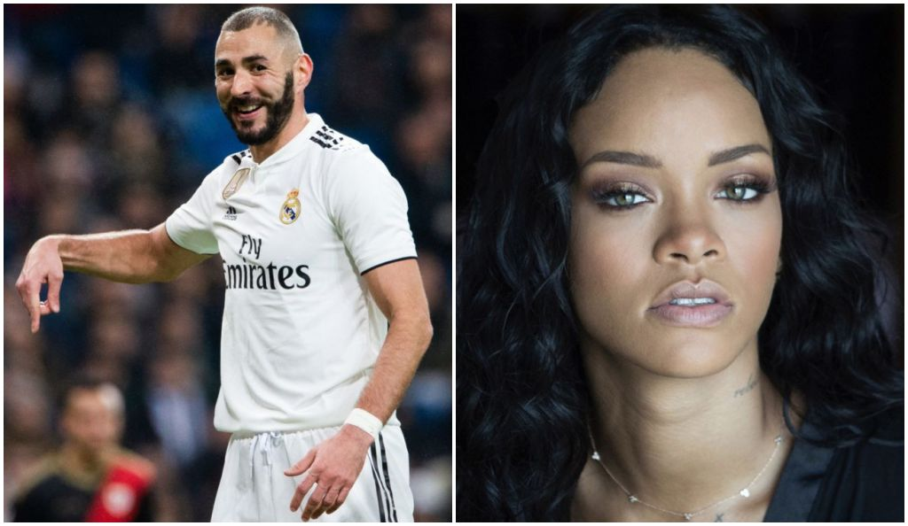 Karim Benzema fait une révélation sur... Rihanna !