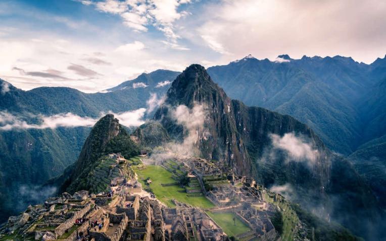 Ces endroits à ne pas manquer si vous visitez l'Amérique du Sud