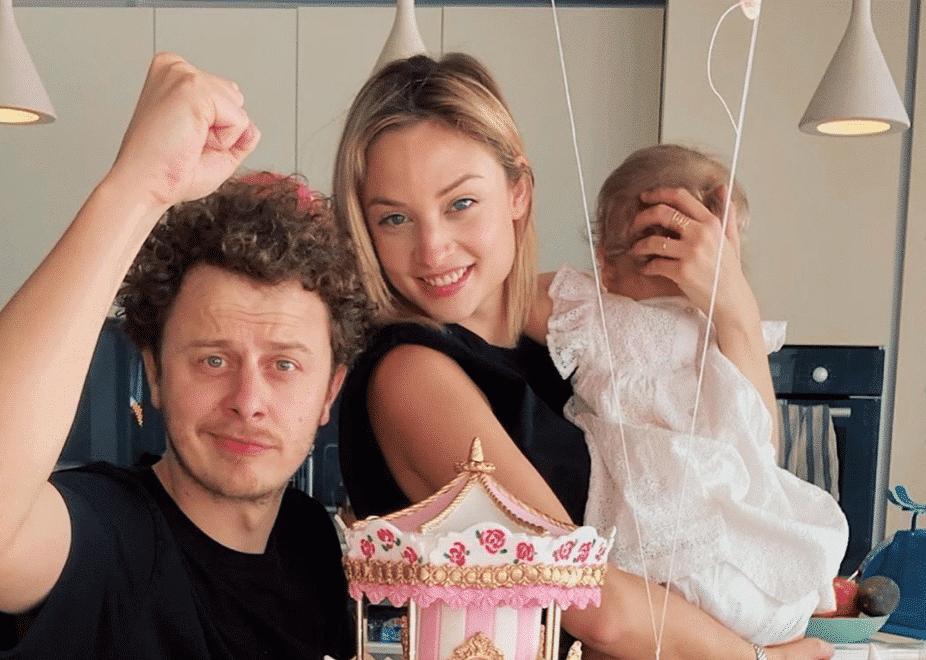 Norman Thavaud annonce le prénom de sa fille pour son premier anniversaire