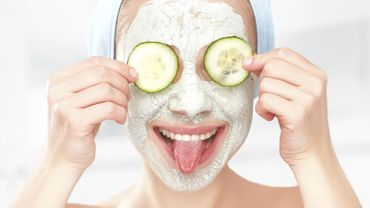 Une recette naturelle à faire à la maison contre la peau grasse