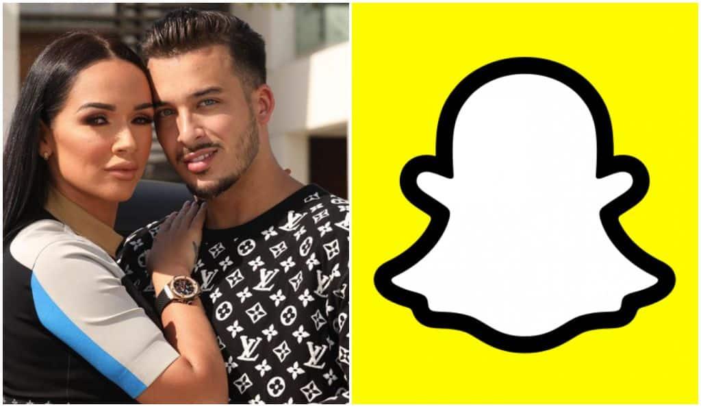Laurent Correia sur la liste noire de Snapchat, Jazz s'énerve