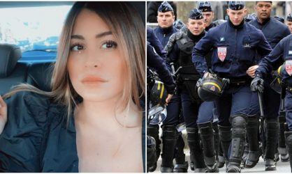 "Anaïs Camizuli, ses proches malmenés par la police : ""J'ai la haine"""