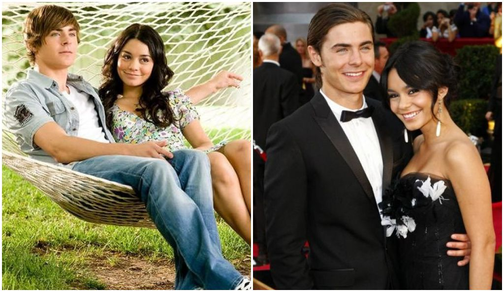 High School Musical : les vraies raisons de la rupture entre Zac Efron et Vanessa Hudgens