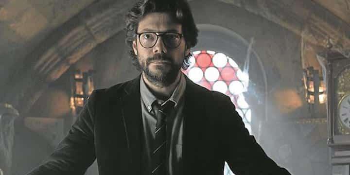 La Casa de Papel : une saison 5 possible ? Les réponses contradictoires d'Alvaro Morte
