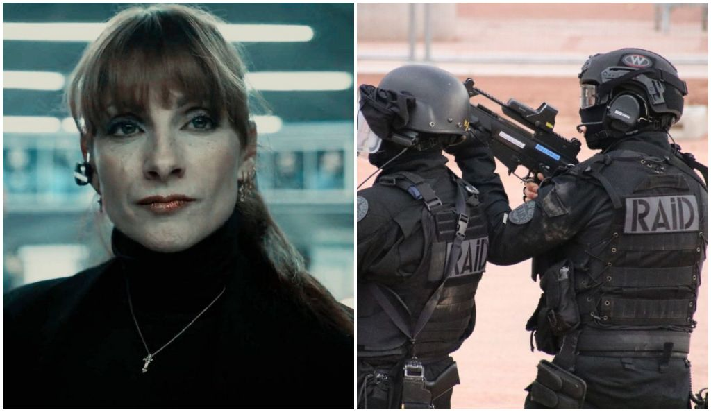 La Casa de Papel saison 4 : pourquoi le rôle d'Alicia n'est pas crédible selon un membre du RAID