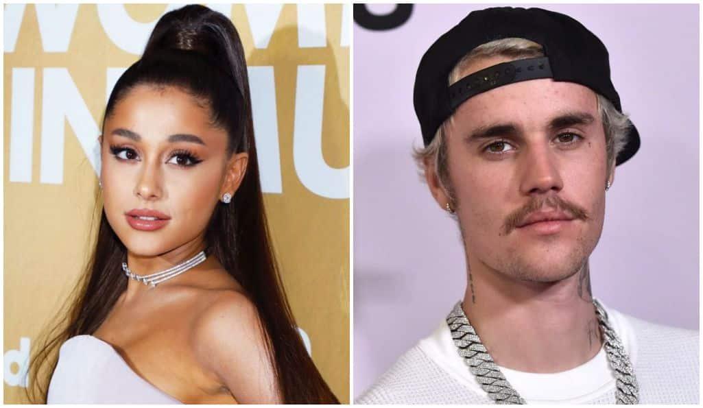 Ariana Grande et Justin Bieber comblent leurs fans avec une annonce inattendue