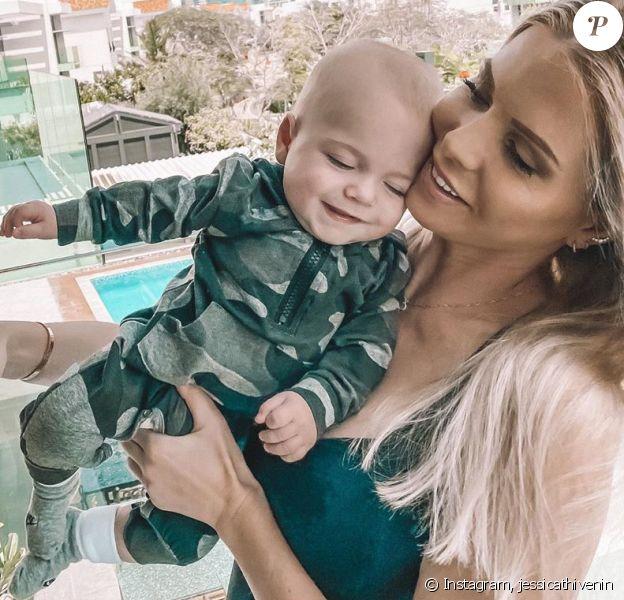 Jessica Thivenin : elle prend son fils en vidéo et la toile adore