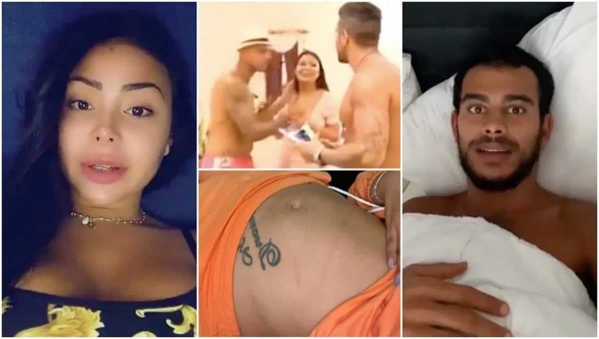 Maeva Ghennam et Greg Yega : ils prennent la parole et réagissent au test de grossesse dans les Marseillais aux Caraïbes