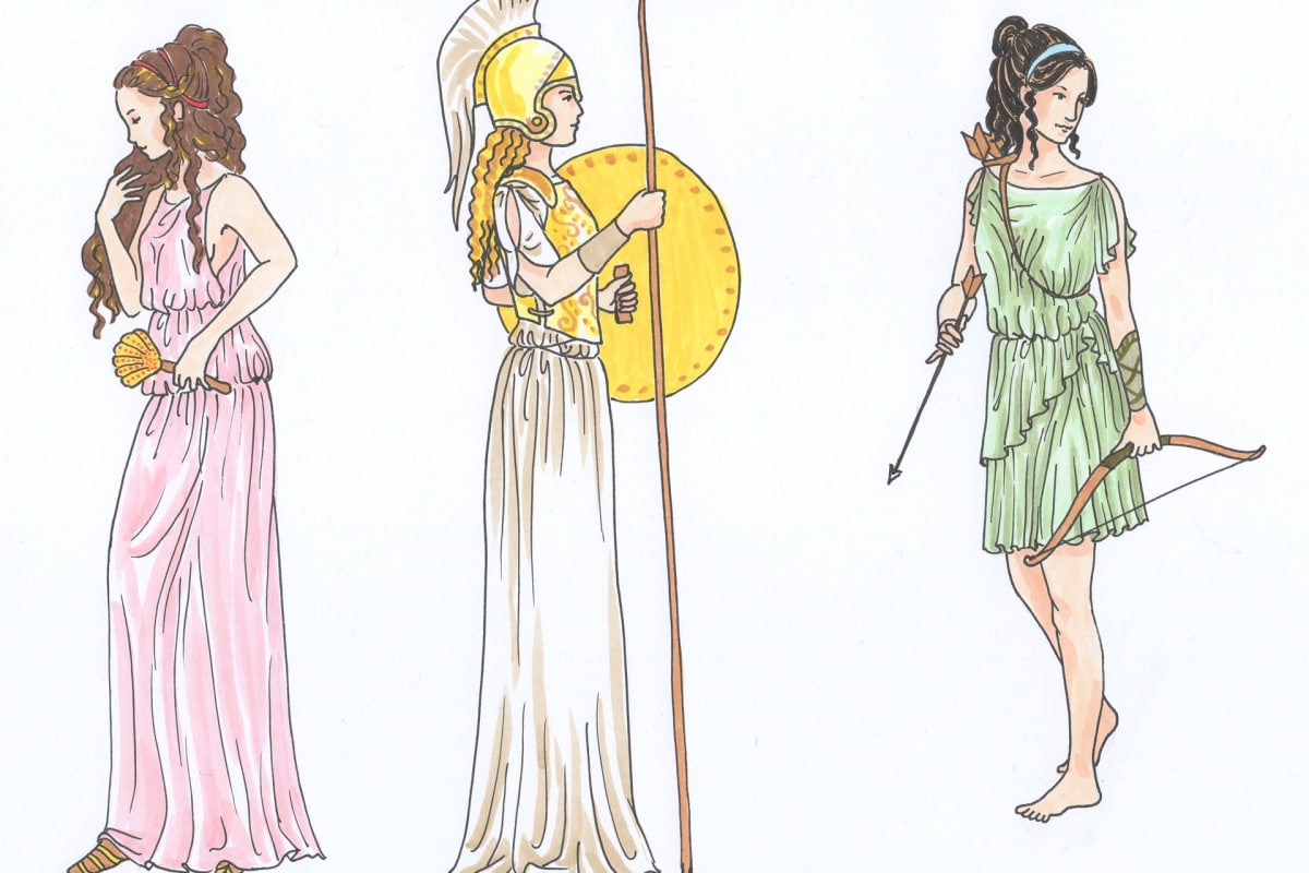 Cette déesse mythologique qui vous représente selon votre signe du zodiaque