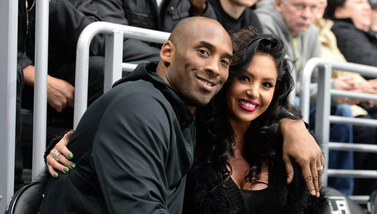 Kobe Bryant : sa veuve Vanessa s'est fait tatouer les mots d'amour de son défunt mari
