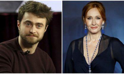 Daniel Radcliffe (Harry Potter) tacle J.K. Rowling après la polémique autour de ses tweets