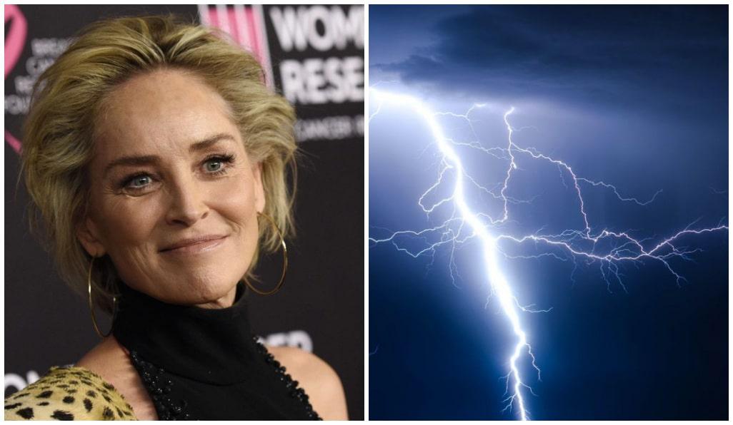Sharon Stone : frappée par la foudre, l'actrice survit miraculeusement
