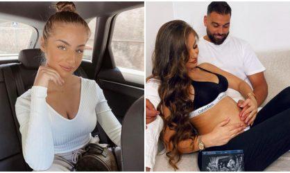 Kamila enceinte de 4 mois, explique pourquoi elle a dissimulé sa grossesse si longtemps