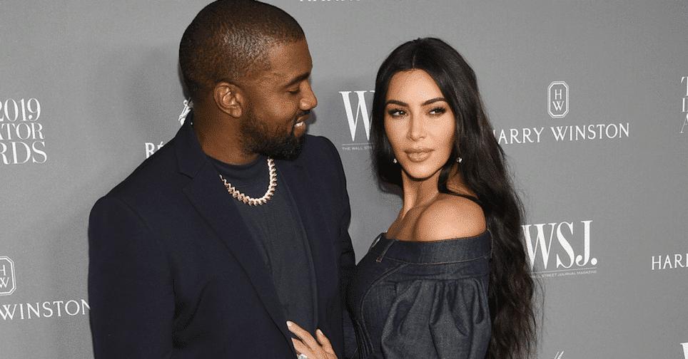 Kim Kardashian et Kanye West : au bord du divorce ? Ils se séparent dans 2 maisons différentes