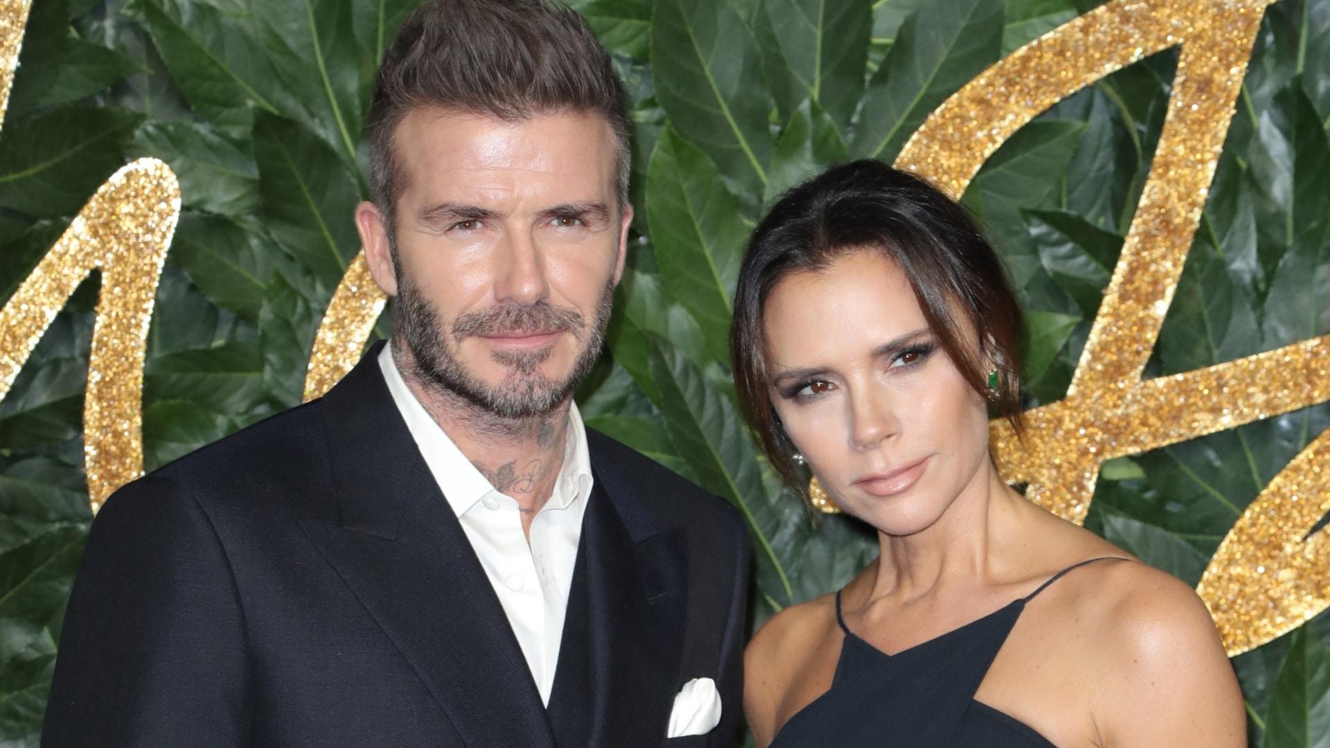 David Beckham : il se livre sur sa rencontre et son coup de foudre avec Victoria Beckham