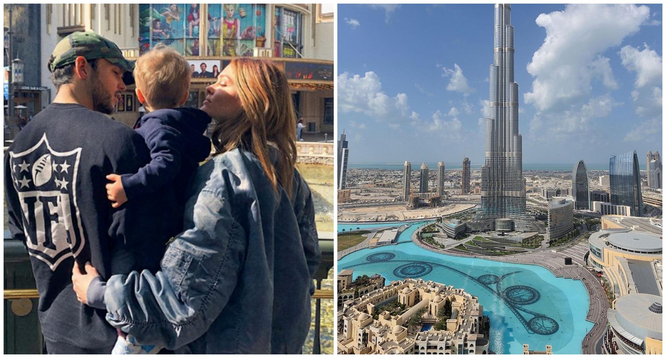Caroline Receveur s'offre une nouvelle vie et quitte la France pour Dubaï